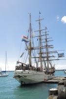 too bad the sails weren't unfurled