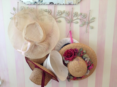 Hats - for high tea!