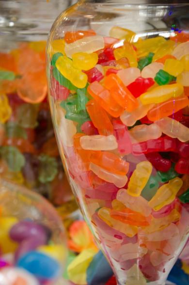 Gummy Lollies