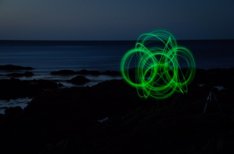 Green rings all around