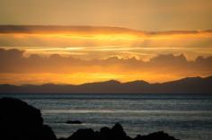 Sunset @ Makara
