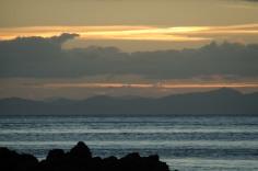 The Sun has Set @ Makara