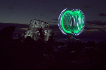 Light Painting and Light Trails