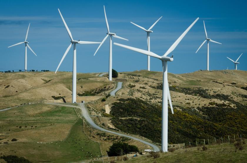 Windmills @ Makara