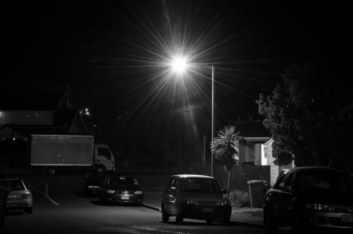 On the Street Where ILive