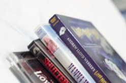 No. 26: My DVDs (Yes, I love Mamma Mia and Love Never Dies)
