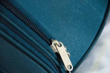 No. 33: A suitcase I have borrowed
