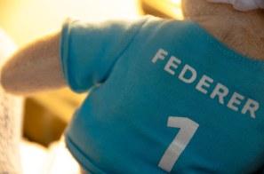 No. 36: Federbear, my travel companion