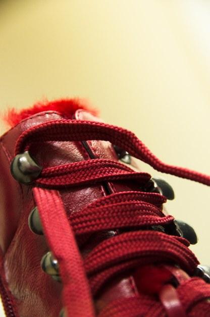 No 3: New boots!