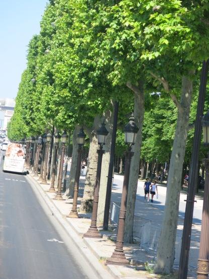 Champs Elysees