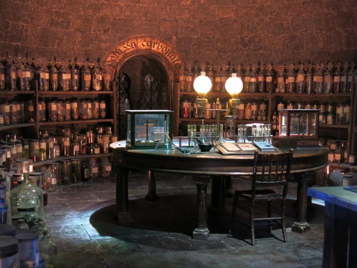 Potions Lab