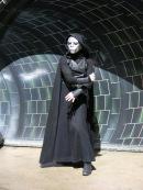 Female Death Eater (Again, actual costume)