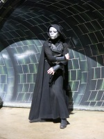 Female Death Eater (Again, actual costume)