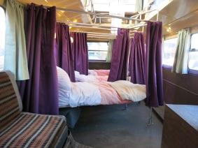 Inside the Night Bus