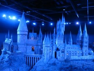 Hogwarts Miniature Model