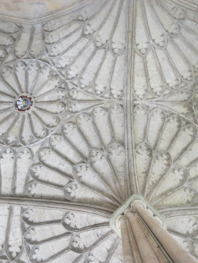 Vaulted Ceilings @ Christ Church