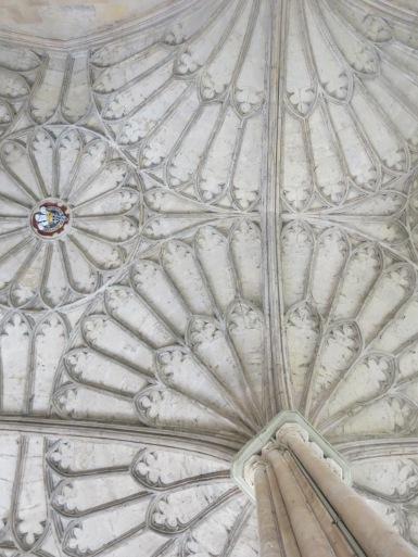 Vaulted Ceilings @ Christ Church