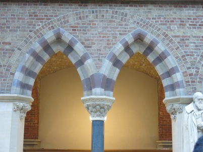 Stone Arches (Oxford University Museum)