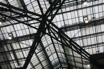 Liverpool Street Train Station Ceiling