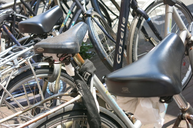 Millions of bicycles