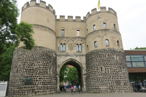 Entrance Gate to the city