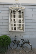 Bicycle and window (my one of many)