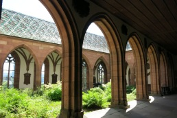 arches inside the catehdral