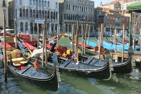 Gondola Parking Lot