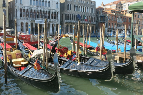 Gondola Parking Lot