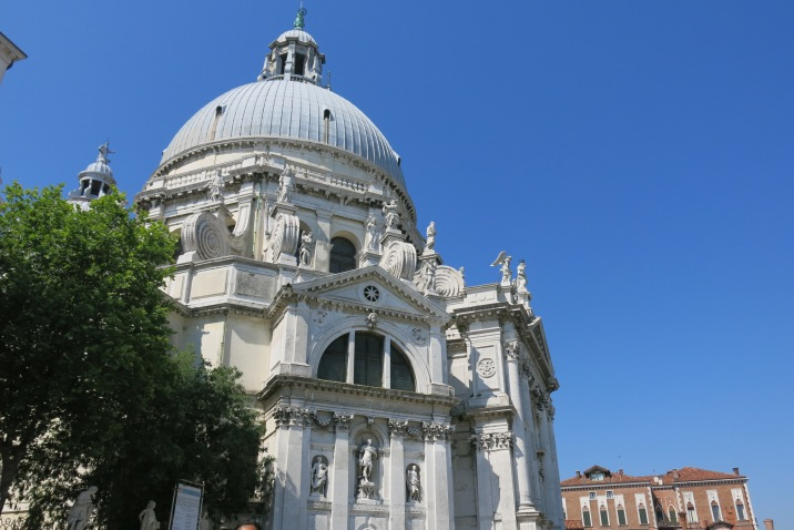 Cathedral (I forgot!!! there are 100 churches in Venice, for a population of 60,000)