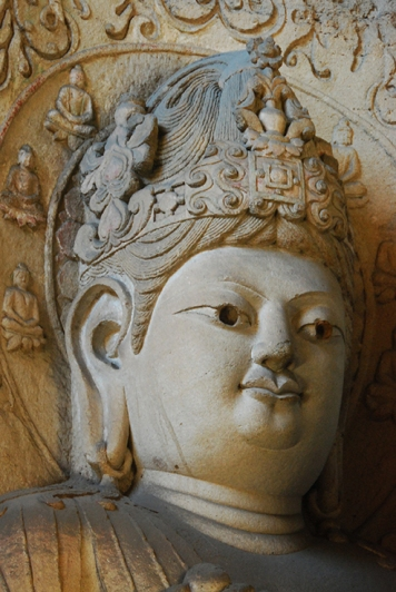 Another Buddha carving / statue.