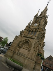 Clock Tower (at the city centre)
