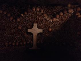Cross and bones