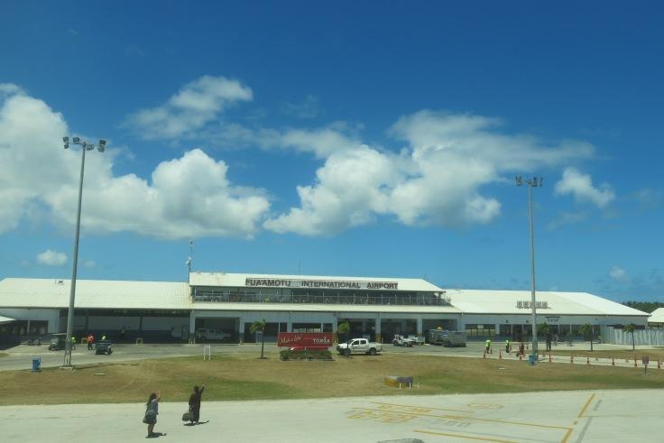 Fua'amotu International Airport, Tongatapu, Tonga