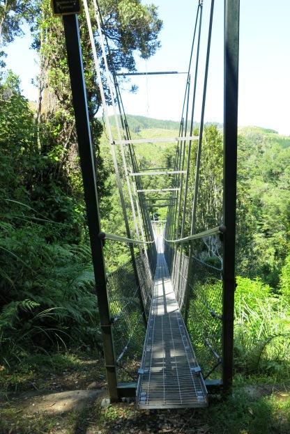 Gorge Swingbridge