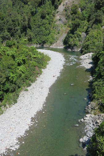 The Waiohine River