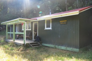 And this is Tutuwai Hut