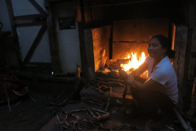 Smug Mug - I got the fire burning!