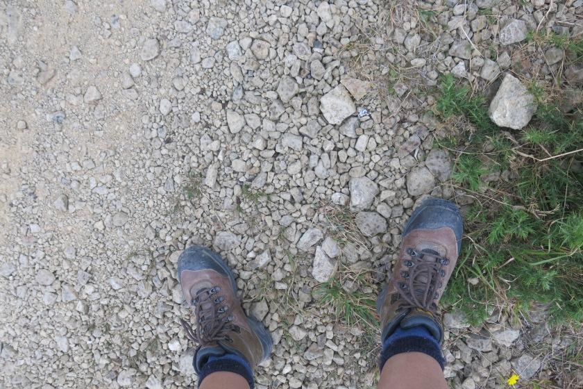 Me and My Sore Feet