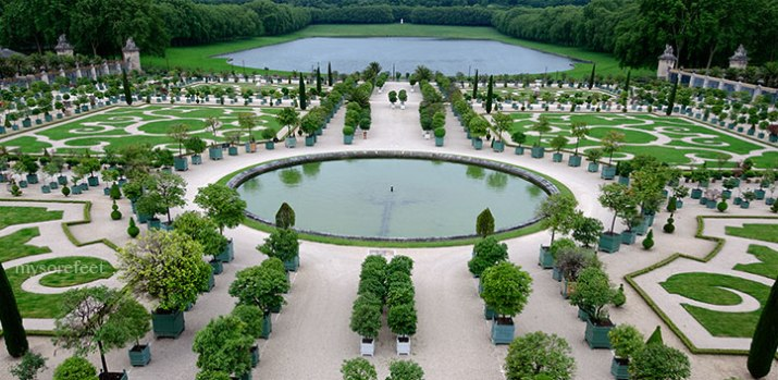 Garden on the East Side of the Palace