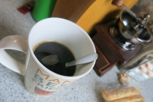 Moccona Coffee in lieu of Espresso Coffee (and 1 cup instead of 2-3)