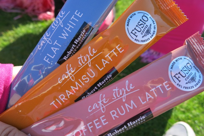 Free Flavoured Coffee in Sachets