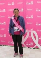 """I obviously don't know how to """"Work It"""" - even with my pink sash ... :("""