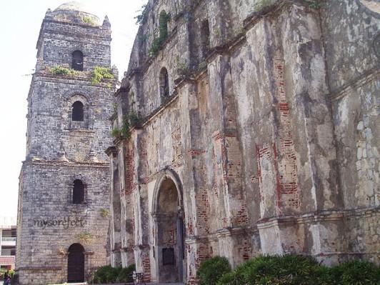 Church Facade and Belfry