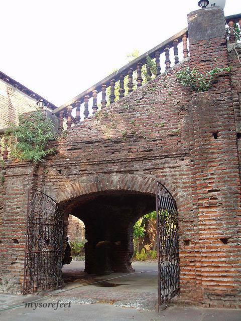 Sarrat Courtyard