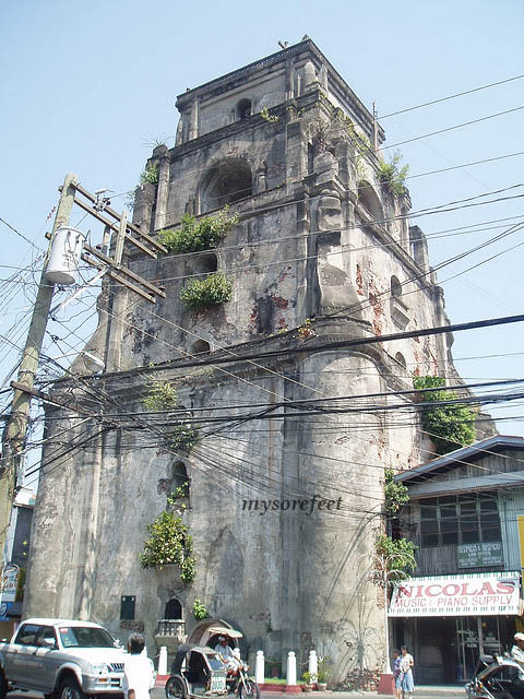 Sinking Bell Tower.