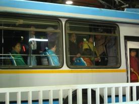 Typical Beijing Bus