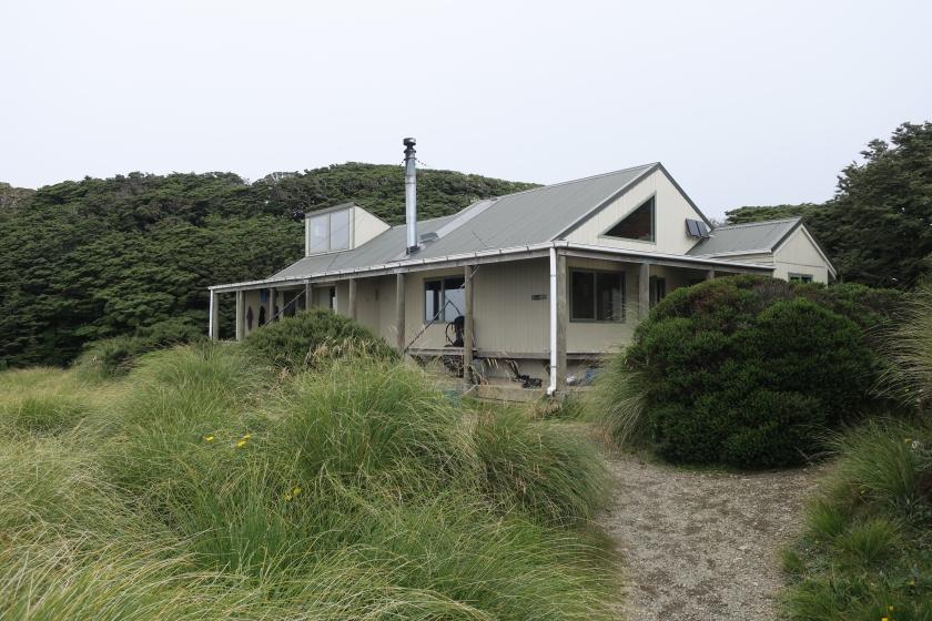 Sunrise Hut